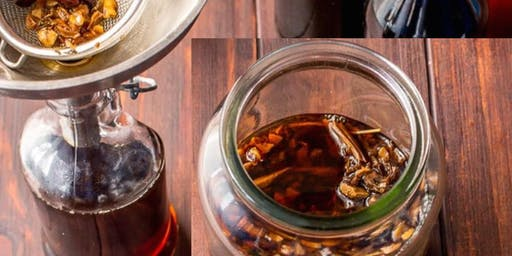Fall for Bitters Workshop