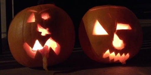 Half-term Halloween Craft and Fun Day