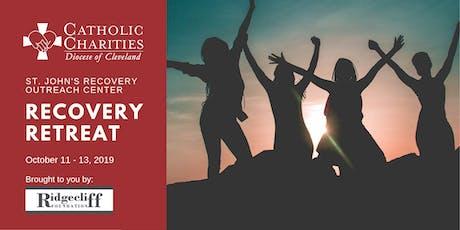 St. John's Recovery Retreat tickets