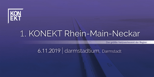 1. KONEKT Rhein-Main-Neckar