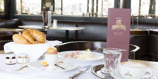 Jazz Breakfast im Café Schwarzenberg
