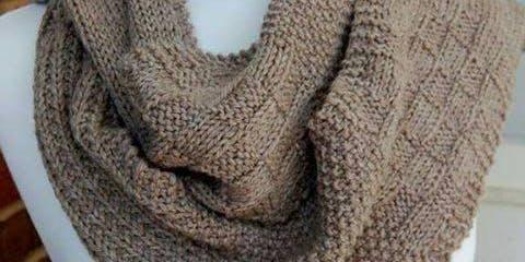 Knit a Sampler Scarf!