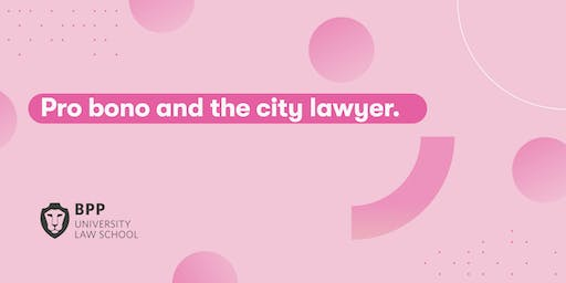 Pro bono and the city lawyer