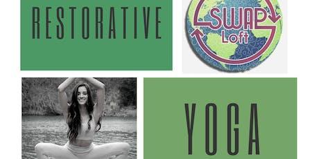 CBD Restorative Yoga tickets