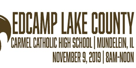 edCamp Lake County tickets