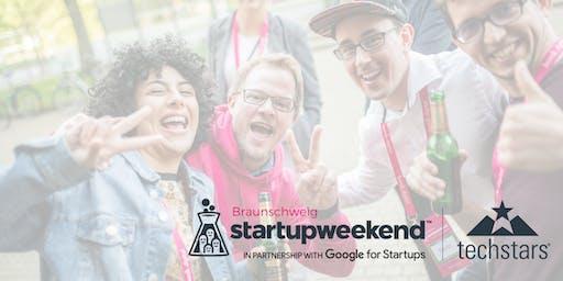 Techstars Startup Weekend Braunschweig 11/19