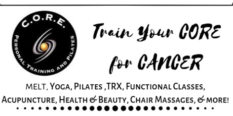 CORE Personal Training & Pilates Studio Open House and Charity Event tickets