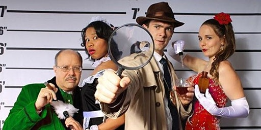 Murder Mystery Holiday Special in Chicago Ridge