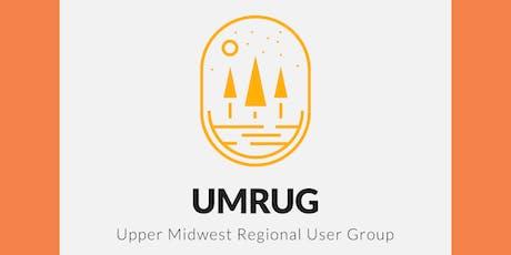UMRUG Fall 2019 Meeting tickets