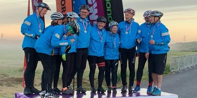 Cycle Around Iceland with Parkinsons Power