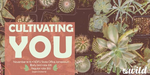 Cultivating You.
