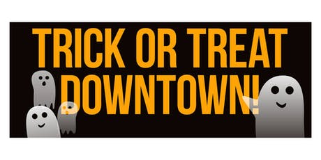 Downtown Trick or Treating tickets