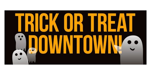 Downtown Trick or Treating