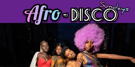 Afro-Disco Sunday Rooftop Party Manhattan tickets