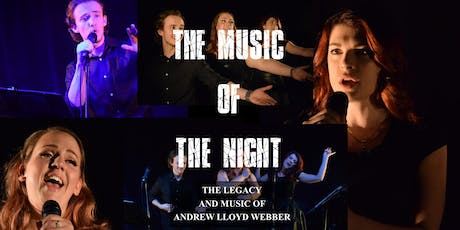 The Music of the Night: The Legacy and Music of Andrew Lloyd Webber tickets