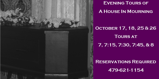 "Evening Tours of ""A House in Mourning"""