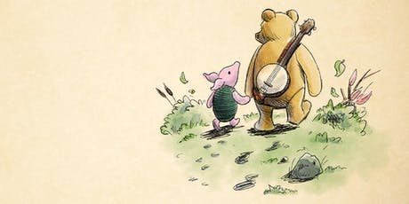 WINNE THE POOH Creative Drama Workshop (November 9) tickets