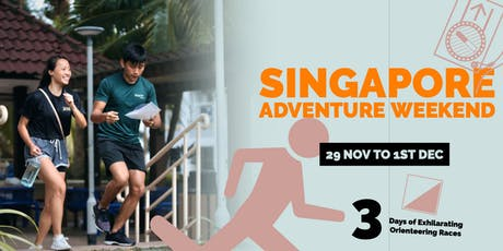Singapore Orienteering League 4 (FINALE) tickets