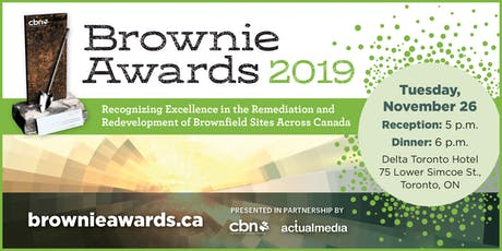 2019 Brownie Awards tickets