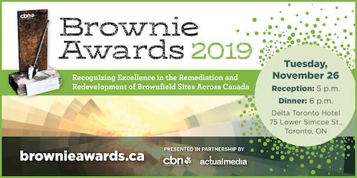 2019 Brownie Awards