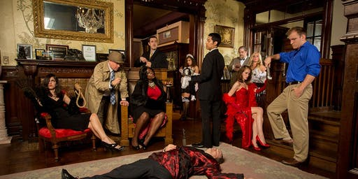 Sale Tickets - Murder Mystery Dinner Theater in Lee's Summit