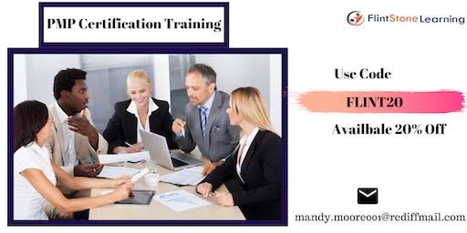 PMP Bootcamp training in Salina, KS