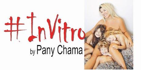 #inVitro Pany Chama entradas