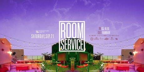 ROOM SERVICE (La Fiesta) tickets
