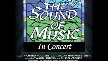 """Sound of Music"" In Concert"