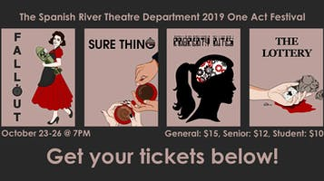 The Spanish River Theatre Department 2019 One Act Festival