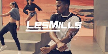Les Mills Day Valencia Octubre 2019 entradas