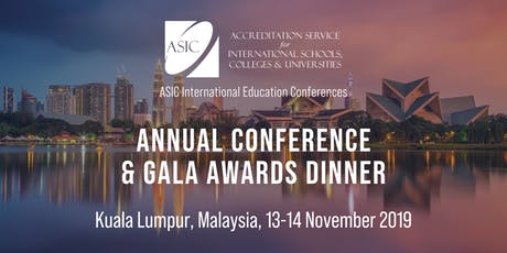 ASIC Annual Conference & Gala Awards Dinner - Malaysia tickets
