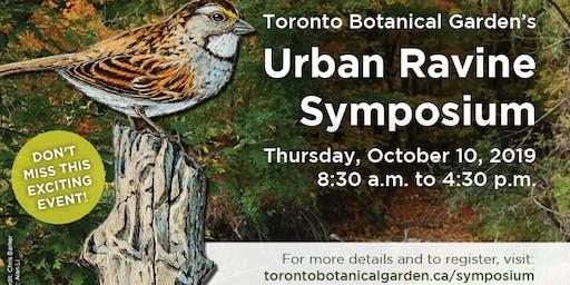 TBG's Urban Ravine Symposium