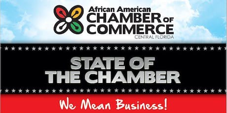 AACCCF presents The State of the Chamber tickets