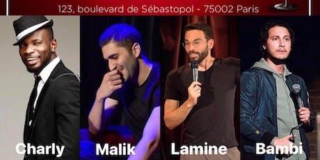 Le Red Comedy Saison 2 Episode 4 billets