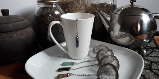 Teapothecary Make and Take Herbal Tisanes