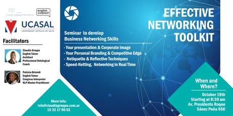 Effective Networking in English entradas