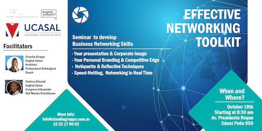Effective Networking in English