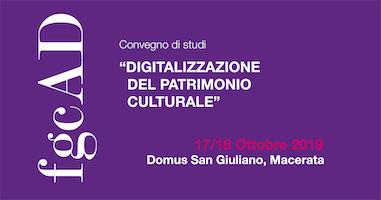 """""""Digitalizzazione del patrimonio culturale"""""""