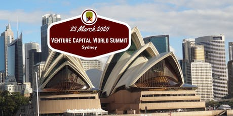 Sydney 2020 Venture Capital World Summit tickets