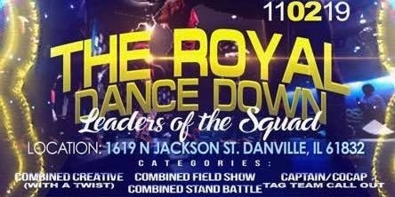 The Royal Dance Down: Leaders of the Squad Competition
