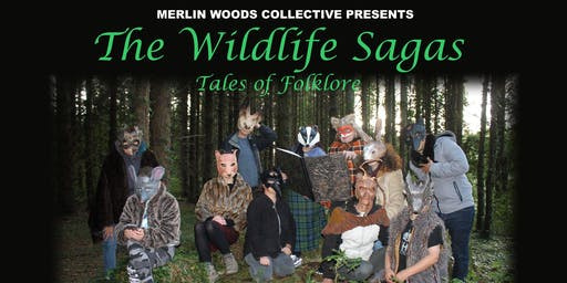 Culture Night The Wildlife Sagas :Tales of Folklore