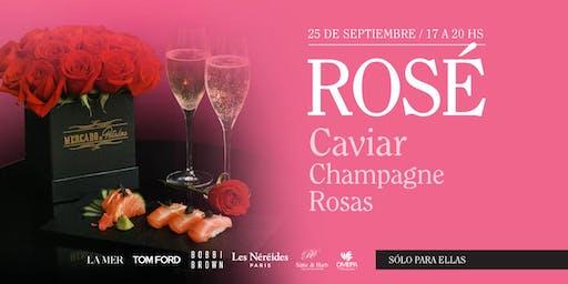 ROS - Caviar, Champagne y Rosas - Dto especial