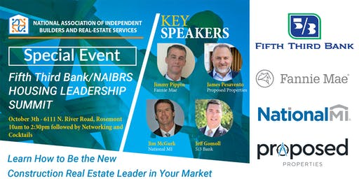 Fifth Third Bank / NAIBRS Housing Leadership Summit