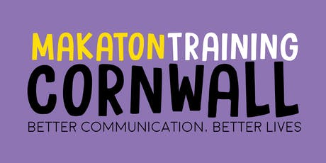 Makaton Level 1/Level 2 Workshop 06 - 07 November 2019 tickets
