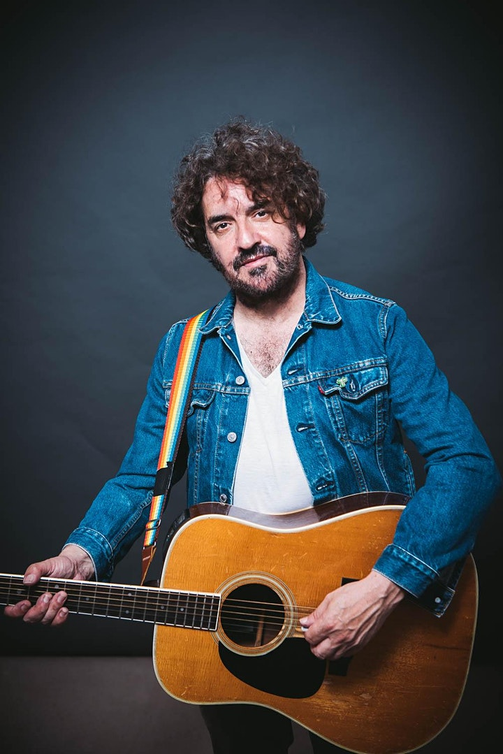 Ian Prowse Live at the Prince Albert Stroud image