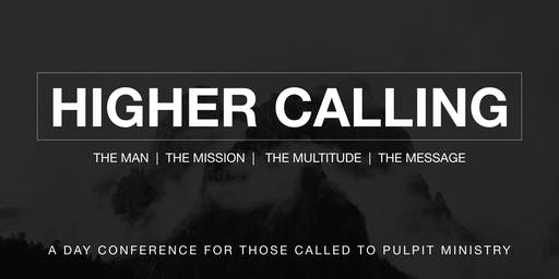 Higher Calling Conference