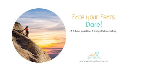 Face your Fears. Dare!  tickets