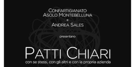 ESSERE INSIEME: DALLA CONDIVISIONE DEI VALORI ALL'APPARTENENZA con Andrea Sales biglietti