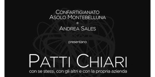 ESSERE INSIEME: DALLA CONDIVISIONE DEI VALORI ALL'APPARTENENZA con Andrea Sales